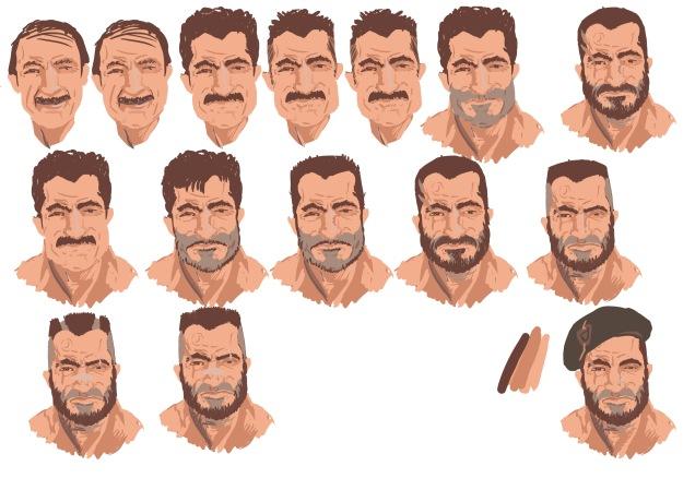 thumbnail faces